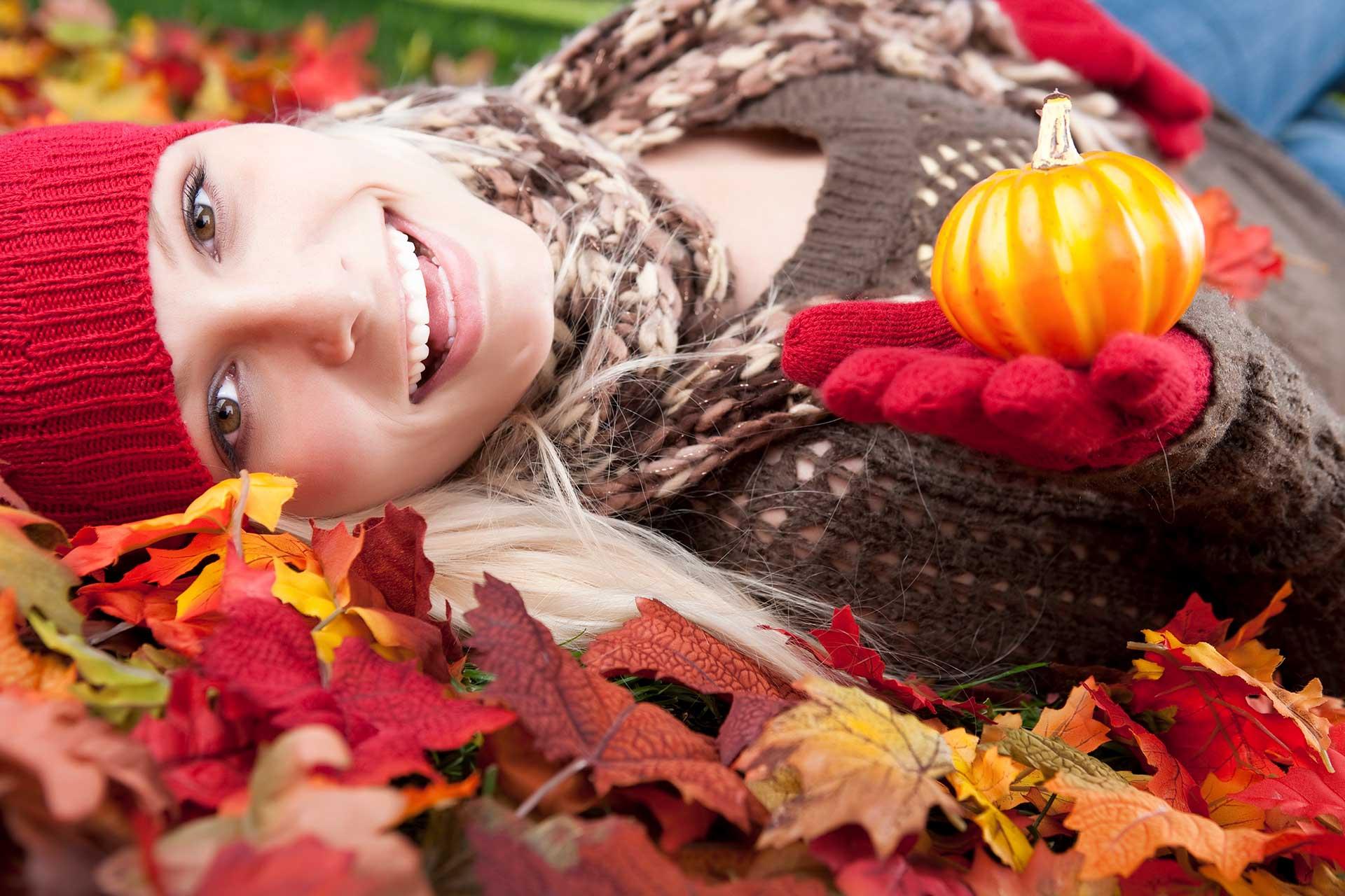 Come stare al caldo per tutto l'autunno-inverno